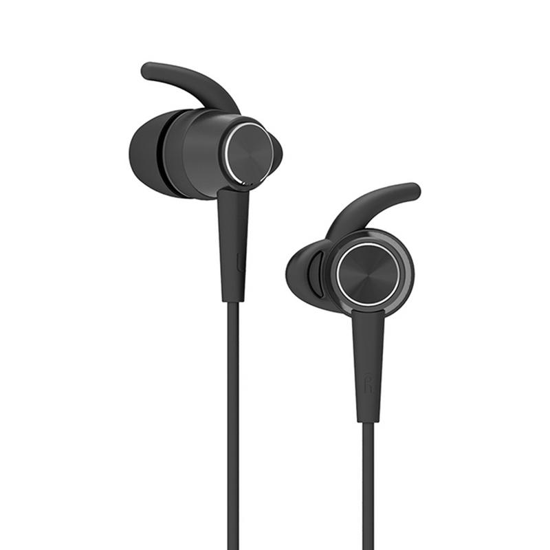 Image 4 - Portabole Mini Earphone In Ear Silicone Earmuffs Flexible Metal Earbuds Stereo Hd Bass Sounds Music Surrounding Outing Devices-in Phone Earphones & Headphones from Consumer Electronics