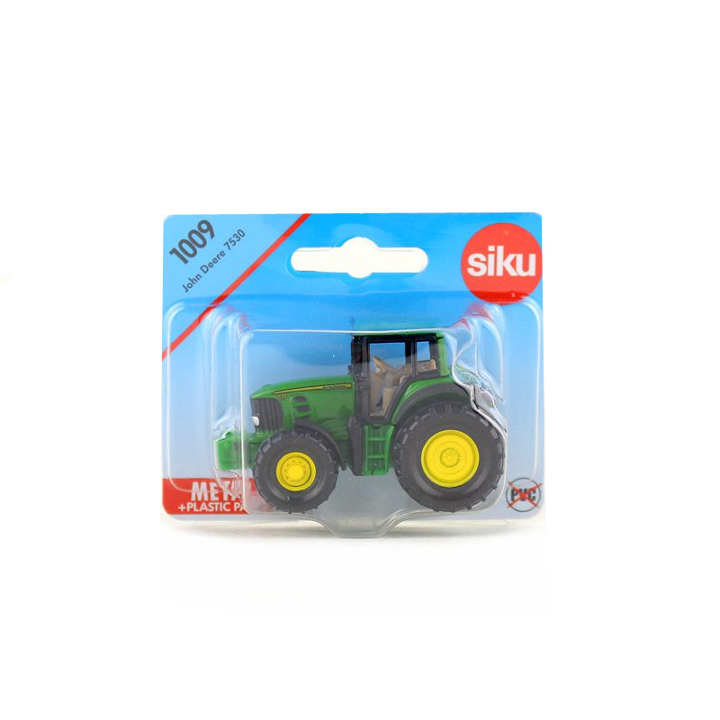 Free Shipping/Siku 1009 Toy/Diecast Metal Model/JD 7530 Farm Tractor Truck/Educational Collection/Gift For Children/Small