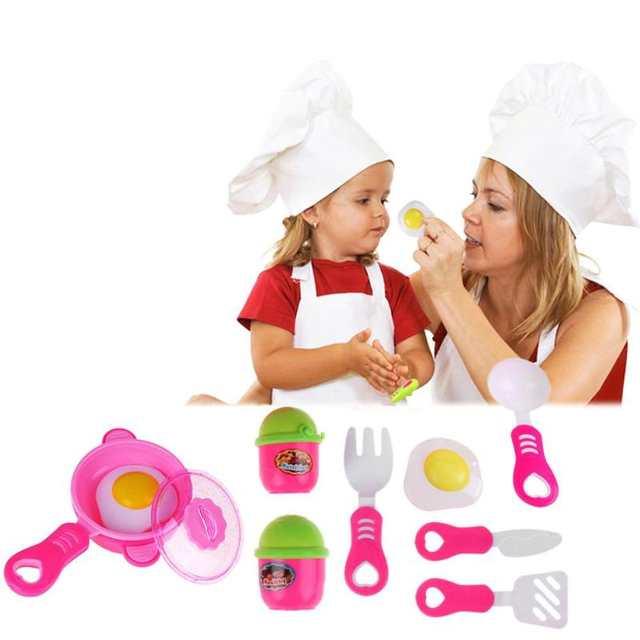 Kitchen Ware Cooking Pretend Play
