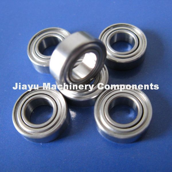 Free Shipping 10 PCS MR126ZZ Bearings 6x12x4 Mm Miniature Ball Bearings L-1260ZZ
