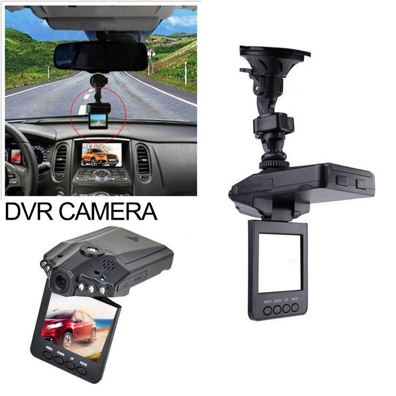 Car DVR Video-Recorder Car-Camera Vehicle Led-Display Rotation-Screen Road-Dash Night-Version