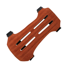 Adjustable Archery Bow Suede Arm Guard Bracer Protective Gear Protector for Target Shooting Hunting bowstring finger guard hunting archery saver soft silicon material protector gear quick shooting target bow and arrow accessory