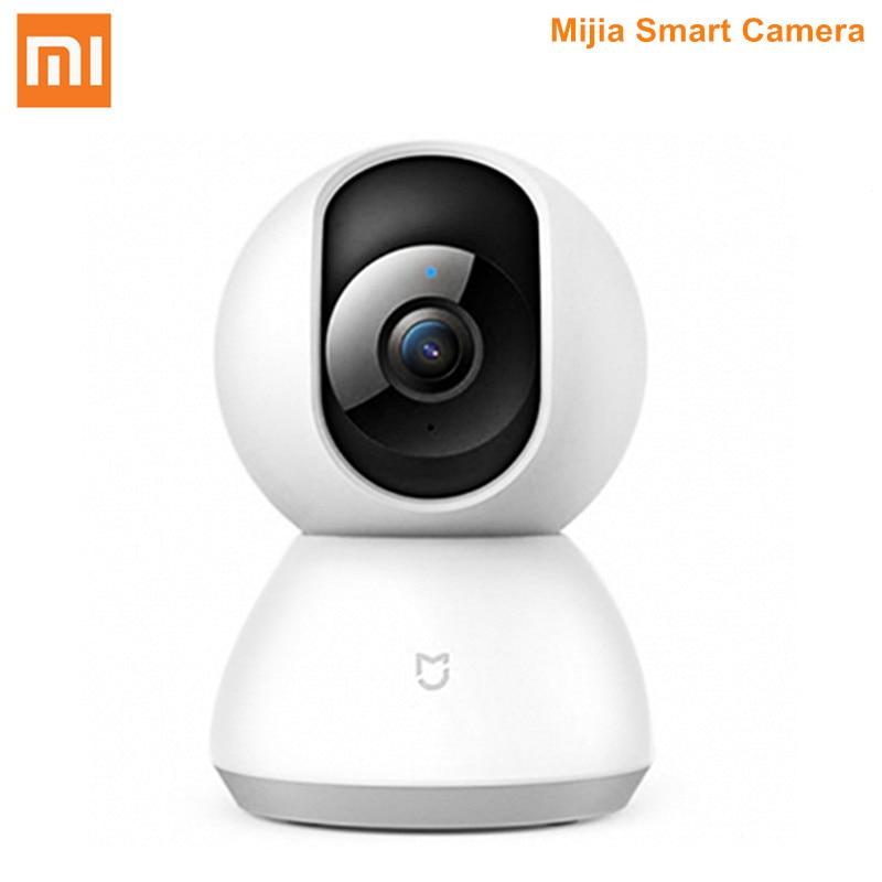 Xiaomi Mijia Smart Camera Cradle Head Version 1080P HD 360 Degree Night Vision For Smart Home Remote Control