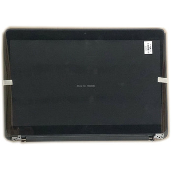 14.0 inch LCD LED Screen Assembly Complete Glass Case Upper Half Parts WEBCAM & HINGES for For HP EliteBook Folio 1040 G2