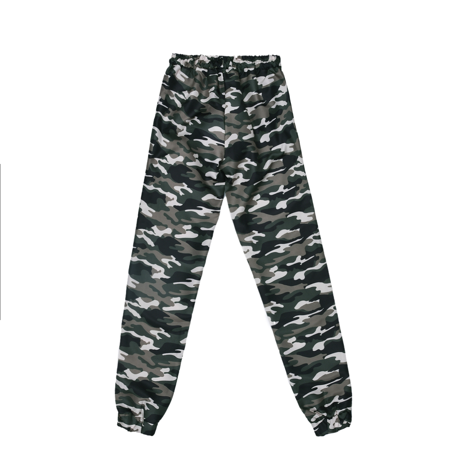 22cd6303e1960 Womens High Waist Camo Pants Casual Cargo Joggers Trousers Hip Hop Rock  Skinny L-in Pants & Capris from Women's Clothing on Aliexpress.com |  Alibaba Group