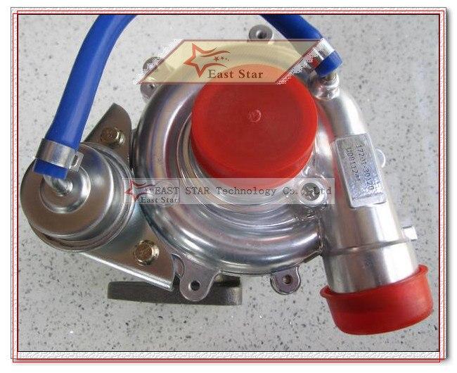 CT16 17201-30120 Turbo Turbocharger For TOYOTA Hiace HiLux Hi-ace Hi-Lux Diesel Engine 2KD 2KD-FTV 2.5L 102HP (1)