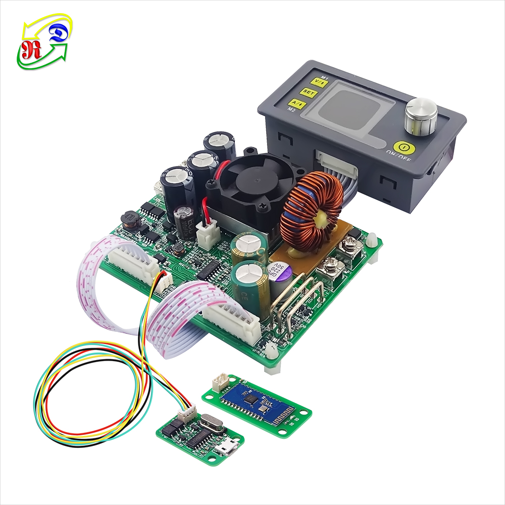 Image 2 - RD DPS5015 communication Constant Voltage current DC Step down Power Supply module buck Voltage converter LCD voltmeter 50V 15A-in Voltage Meters from Tools