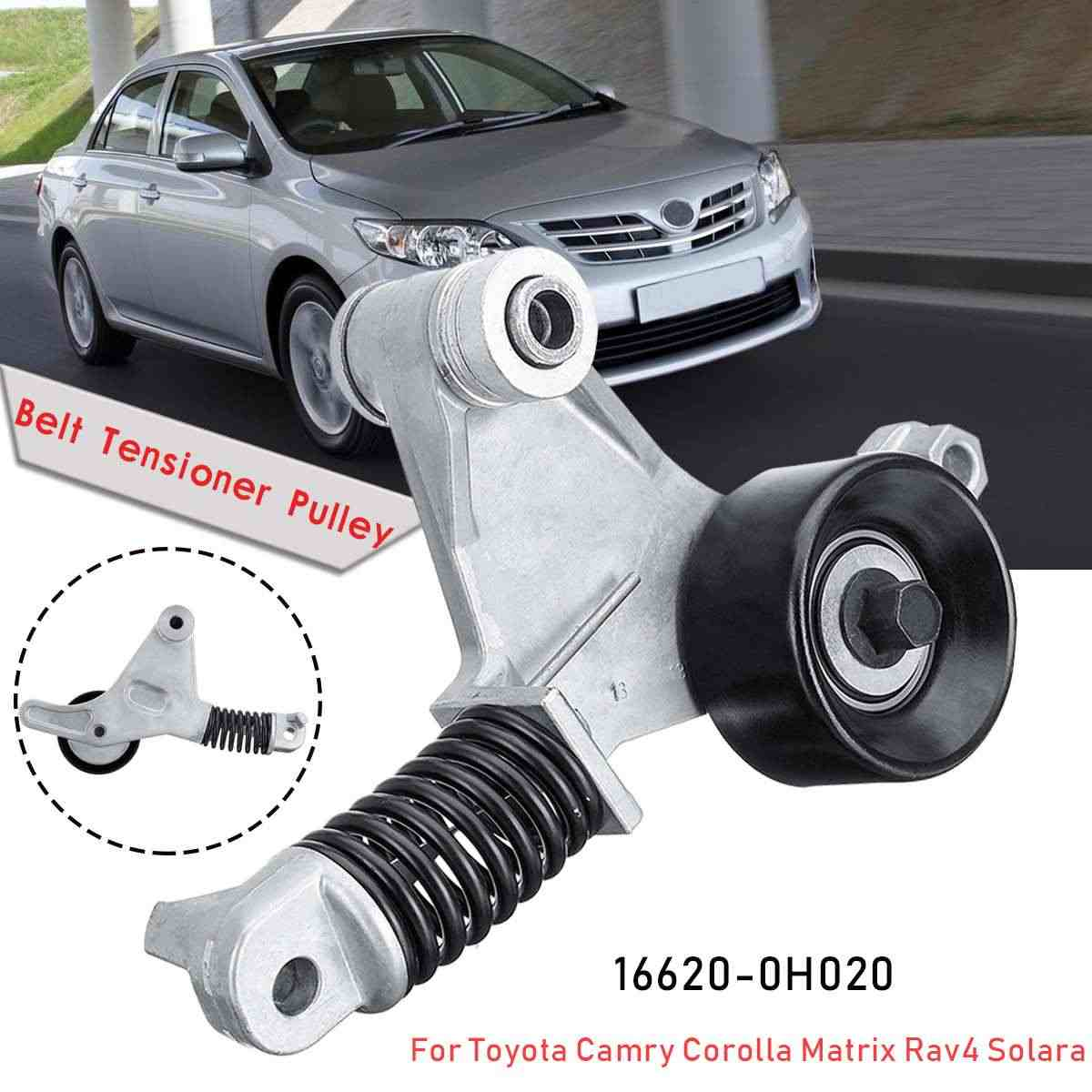 Detail Feedback Questions about Belt Tensioner Pulley For Toyota