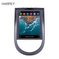Harfey автомобильный радиоприемник 9,7 4G LTE для 2015 Kia Soul Android 6,0 головное устройство мультимедийный плеер gps навигатор Поддержка зеркального соед