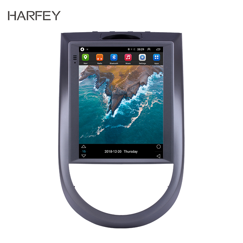 Harfey Car Radio 9 7 4G LTE For 2015 Kia Soul Android 6 0 Head unit