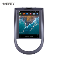 Harfey Car Radio 9.7 4G LTE For 2015 Kia Soul Android 6.0 Head unit Multimedia Player GPS Navigat support Mirror Link WIFI DVR