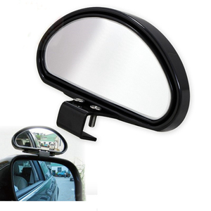 Image 4 - Car Blind Rearview Mirror High Definition Convex Glass Wide Angle Rear View Auxiliary Blind Spot Mirror Parking Reference Mirror
