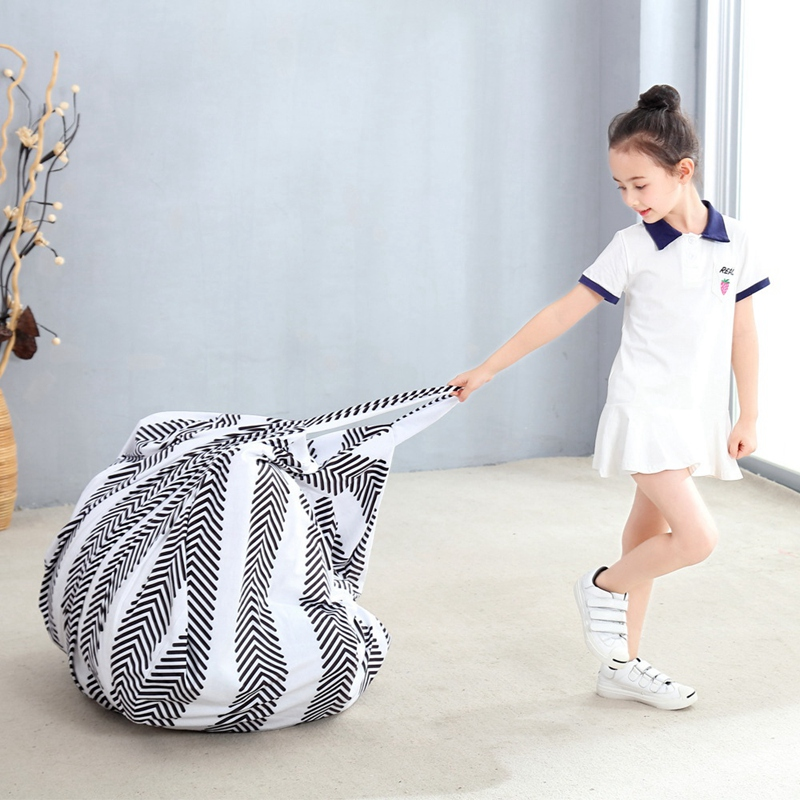 New Portable Children S Toy Storage Bag And Game Pad Toy Storage Bag Drawstring Bag Fashion