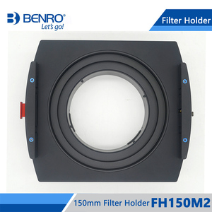 Image 2 - Benro FH150M2 Filter Holder 150mm Square Filter System ND/GND/CPL Filters Holder For Above 14mm Ultra Wide Lens Free Shipping