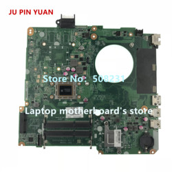 JU PIN juanów 737140 501 737140 001 płyta główna do HP PAVILION 15 N laptopa płyty głównej płyta główna w U92 DA0U92MB6D0 A8 4555M w pełni przetestowane w Płyty główne do laptopów od Komputer i biuro na