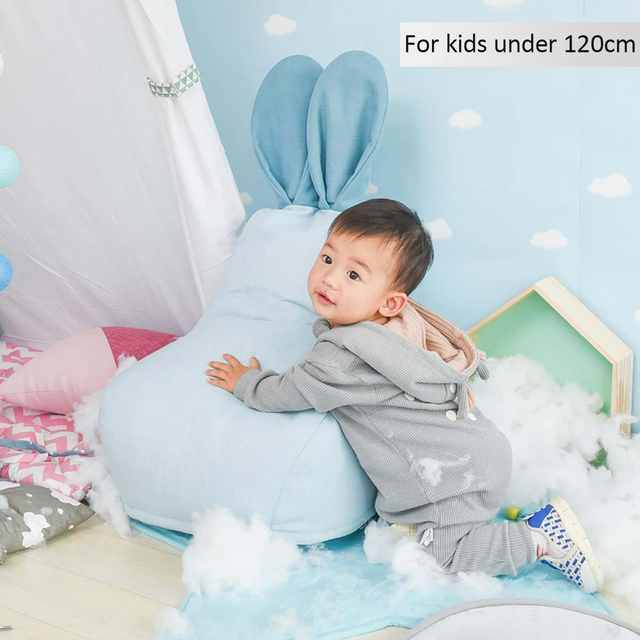 Sensational With Filler Nordic Baby Bean Bag Chair Pouf Kids Sofa Baby Seat Pillow Portable Chairs For Baby Infant Room Decor Childs Toys Creativecarmelina Interior Chair Design Creativecarmelinacom