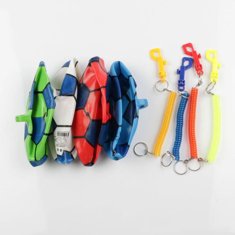 Разноцветные пластиковые шариковые ручки для футбола, вечерние, крутые, спортивные, летние, приморские, модные, новинка, воздушный шар