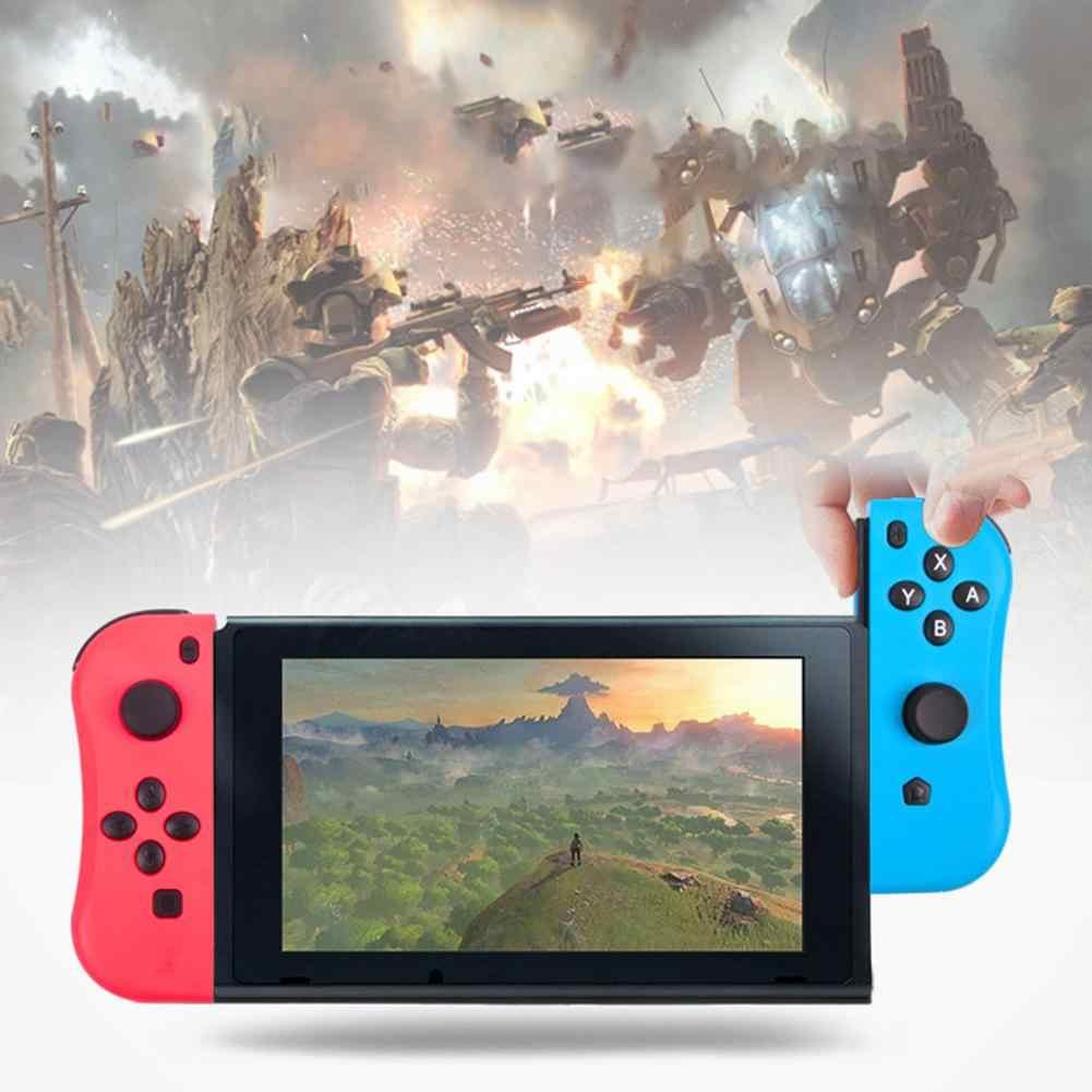 BEESCLOVER ДЛЯ NS Joy-Con (L/R) Беспроводные игровые контроллеры Bluetooth Красный Синий геймпад джойстик для консольный переключатель Nintendo r25