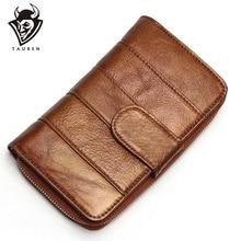 Купить с кэшбэком 2017 New Style Women Wallets Brand Design High Quality Genuine Leather Wallet Female Hasp Fashion Dollar Price Long Women Wallet