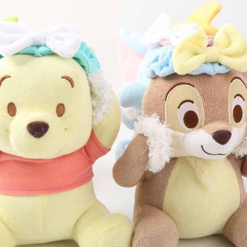 Дисней детские плюшевые и мягкие игрушки Dumbo милые ванны серии плюшевые куклы для девочек и мальчиков