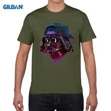 GILDAN  Darth Vader T Shirt Men short sleeve Shirts Distinct printed fashion comic Tops