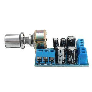 Image 3 - LEORY TDA2822M 1W * 2 ערוץ כפול אודיו מגבר סטריאו מודול לוח נפח בקרת DC 1.8 12V מבצעי מגבר שבבי