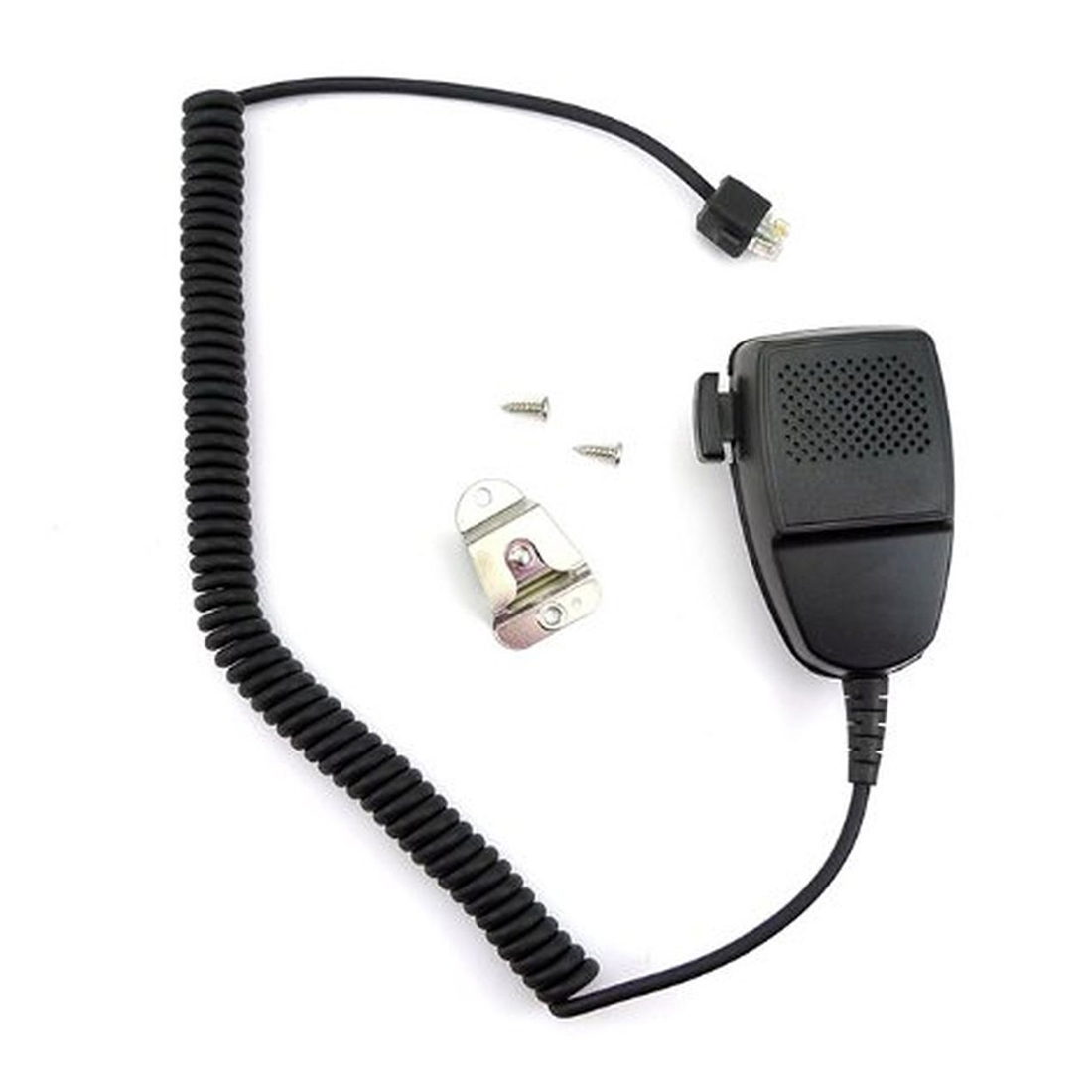 New 8-pin Speaker Microphone For Motorola Intercom Radio Car Mobile Radio GM300 GM338 GM950 HMN3596A