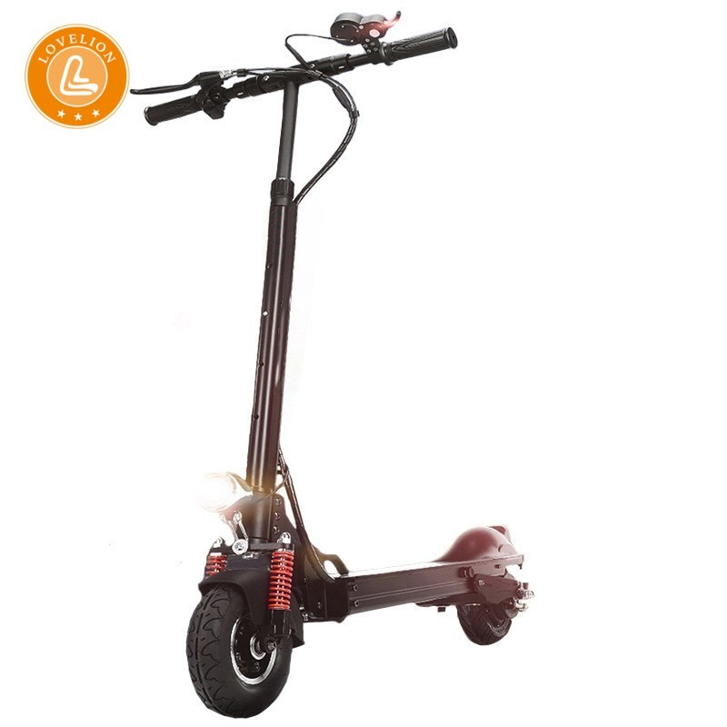 LOVELION Portable foldable Electric scooter 400W-600W power 18650 Li-on Battery Driving Skate electric-skateboard scooters