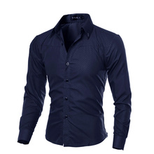 VSD Big Italian Style Double Collar Shirting Slim fit Long Sleeve Premium Cotton