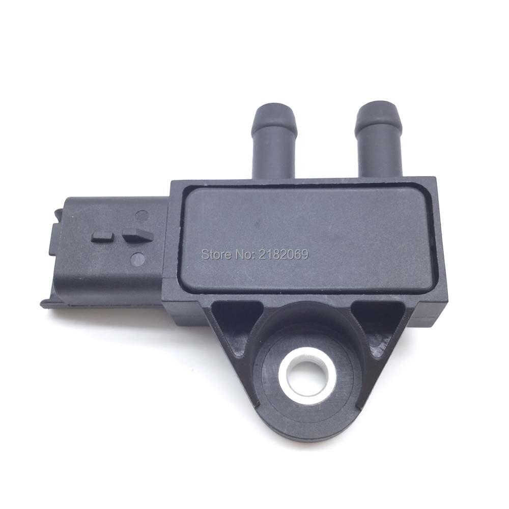 Para Peugeot 206 207 208 307 308 407 508 607 807 1618Z9 Sensor de Presión de escape