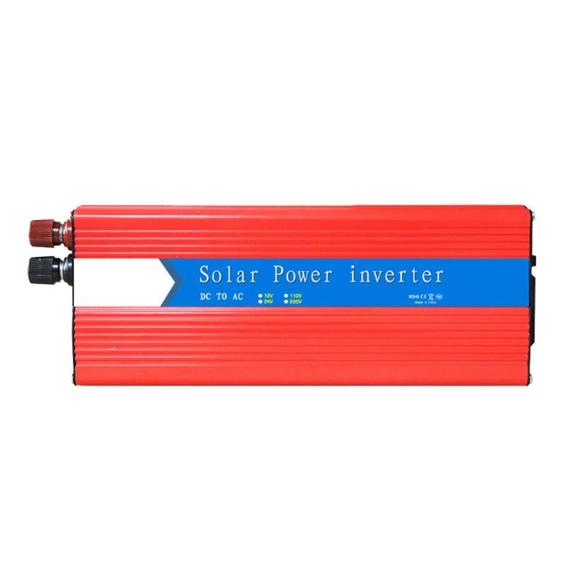 Anti-oxidation 8000W Car Power Inverter 24V to AC 220V USB Modified Sine Wave ConverterAnti-oxidation 8000W Car Power Inverter 24V to AC 220V USB Modified Sine Wave Converter