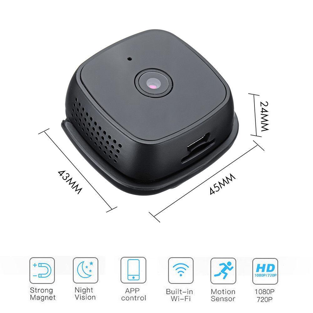 2MP 1080P длиннофокусная маленькая камера - 5