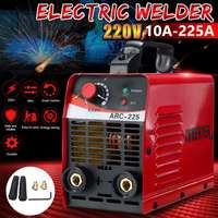 ARC 225 220V LCD Electric IGBT Inverter MMA ARC ZX7 Welding Soldering Machine