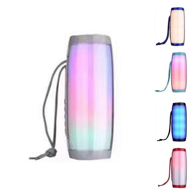 Light Bluetooth-Speaker Innovative Gift Outdoor Waterproof Wireless 1 TG157 Led-Lantern