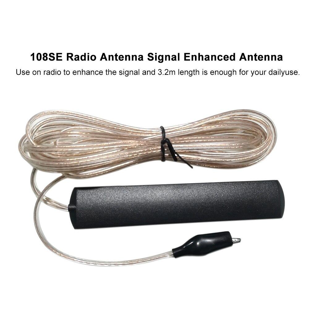 Unterhaltungselektronik Radio Antenne 3,2-meter Länge 108se Radio Antenne Radio Verbessern Signal Duftendes Aroma Radio