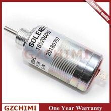 цена на 185206085 Fuel Shut Off Solenoid Stop Solenoid For Case Holland for Perkins 100 Series SBA185206084 VF185206082 SBA185206083 SBA