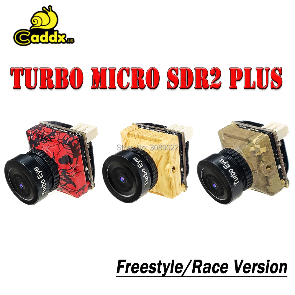 Caddx.us Turbo Micro SDR2 PLUS FPV Camera WDR  Switchable