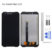 Display Screen Replace for Oukitel WP1 LCD Touch Screen 5.5 inch black  for Oukitel WP1 Touch Screen LCD Without Frame touch screen for elo 150 inch scn a5 flt15 0 z05 0h1 r e580514 touch screen new