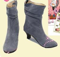 The Seven Deadly Sins nanatsu no taizai Goat's Sin of Lust Gowther cosplay Shoes Boots Custom Made