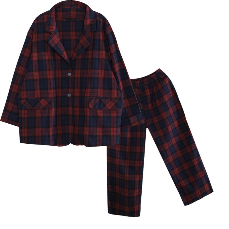 Printemps Lâche Modèles Dame Bureau Nouvelle 2019 Libre Loisirs Coton Plaid Mc22803 Vêtements Mc228 Femmes Taille Mode Mince Pour ewq Costume Coréenne 1nqCAv5xCZ