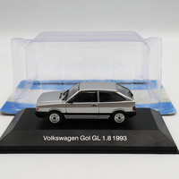 IXO Altaya 1:43 Volkswagen Gol GL 1.8 1993 Diecast Models Limited Edition Collection Christmas Gifts