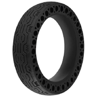 Durable Wheels Anti Explosion Solid Rubber Tyre Front Rear Tire For Xiaomi Mijia M365 Electric Scooter Skateboard