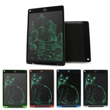 12 Inch LCD Writing Tablet Digital Drawing Tablet Handwriting Pad Portable Electronic
