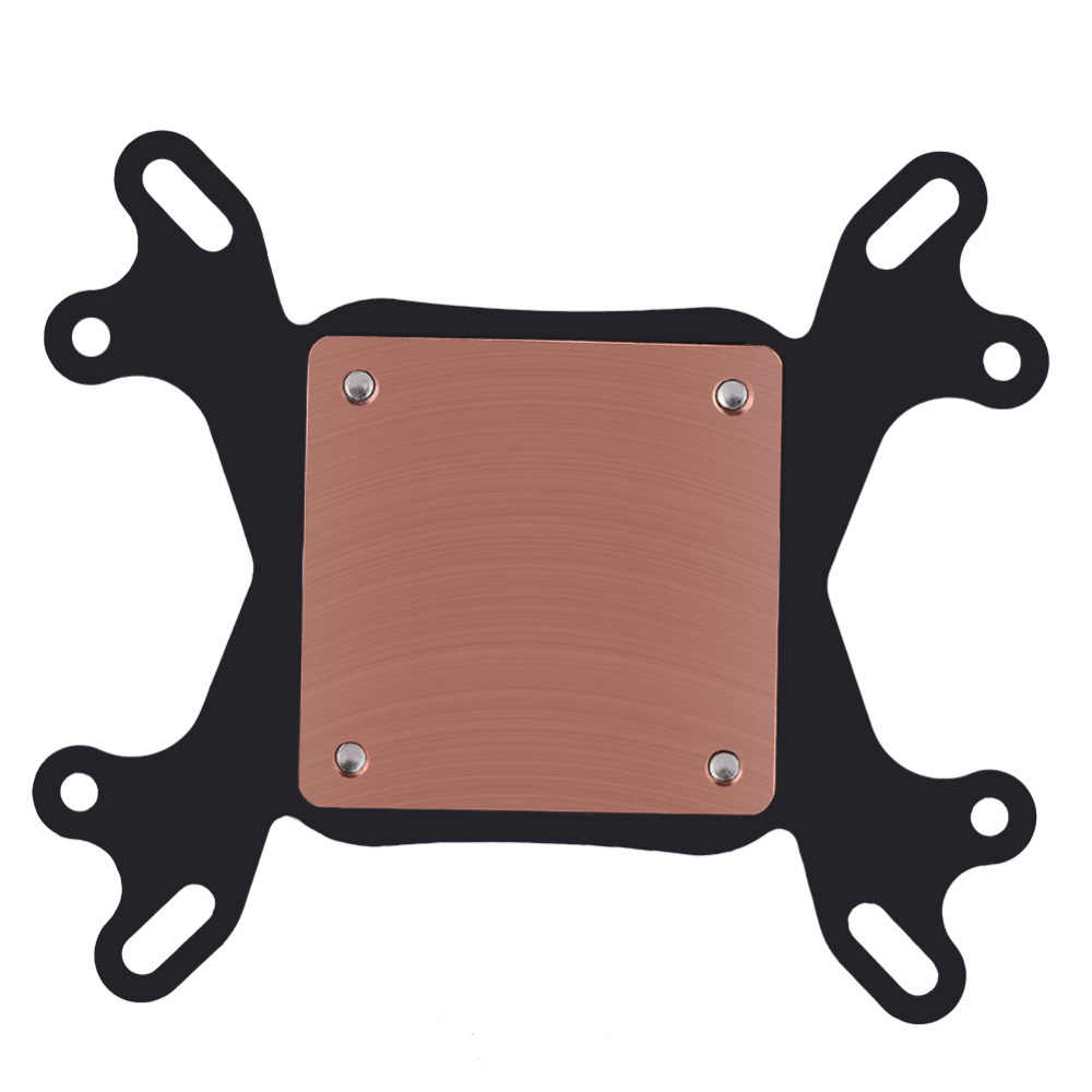 New G1/4 Block Cooler For Processor Universal for Intel for AMD CPU Water Cooling Block for Computer Water Coolings System