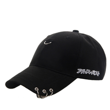 2019 nueva llegada conciso estilo de moda Unisex de Kpop de G-Dragon gorra  de béisbol de seguridad Pin de sombrero de los hombre. d1e15750a2f