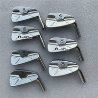 New Mens Golf head MIURA MC 501 FORGED Irons clubs head set 4 9.P MC 501 Golf Irons head No Golf shaft Free shipping