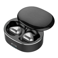 Tws Wireless Earphone Handsfree Bluetooth Earphones 360 Rotate Sports Headphone Earbuds Gaming Headset For Iphone
