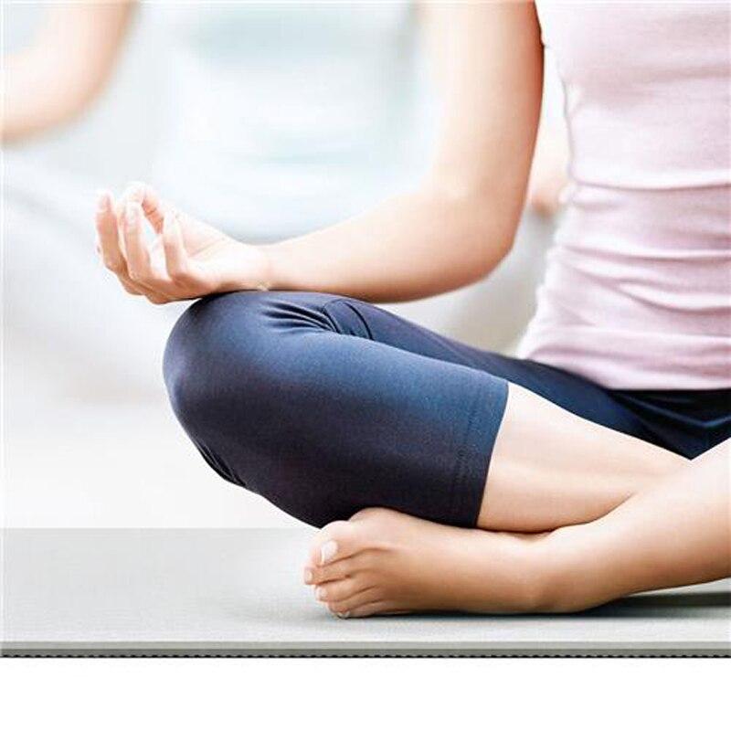 XIAOMI YUNMAI 6mm Double Sided Non Slip Yoga Mats Non Slip