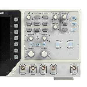 Image 5 - Hantek DSO4102C דיגיטלי מודד אוסצילוסקופ USB 100MHz 2 ערוצים LCD תצוגת צורת גל סוגים