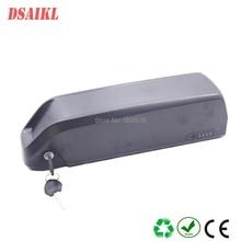 EU US No Tax Shark battery pack 51.8volt Li-ion Frame Ebike Battery 52V 10.4Ah for 48V 500W 750W Bafang E-Bike Kit все цены